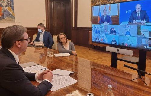 "Institut ""Torlak"" pravi Sputnjik V: Predsednik Vučić i Putin pokrenuli proizvodnju (FOTO+VIDEO)"