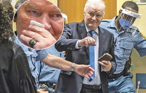 Misterija Mladićevog PRSTENA: Ovo je prava ISTINA o simbolici - general imao jak razlog da ga nosi (FOTO)