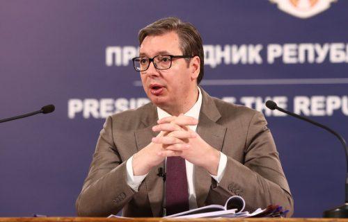 """Vučić: Inicijativa """"Otvoreni Balkan"""" je istorijski korak za region, predstavlja veliku priliku i nadu"""