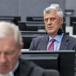 Odbijen Tačijev ZAHTEV za osporavanje nadležnosti suda u Hagu: Koljači OVK se POZIVALI na lažni ustav