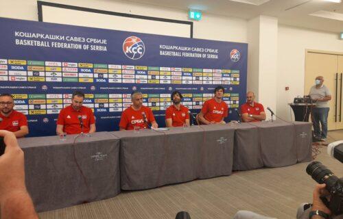 Kokoškov dodatno zabrinuo navijače: Nakon Jokića, za Srbiju neće igrati ni ova dva NBA igrača! (VIDEO)