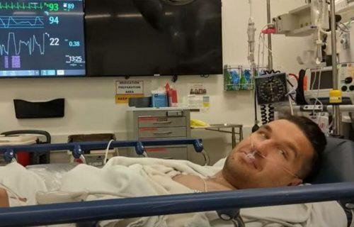 Nemanju iz Beograda NAPALA AJKULA: Izujedala ga 10 puta, gubio mnogo krvi, a onda se desio OBRT (VIDEO)