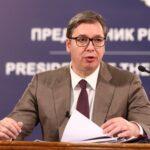 """Predsednik Vučić se obratio naciji: """"Prištinska strana je htela da se dijalog prekine"""" (FOTO+VIDEO)"""