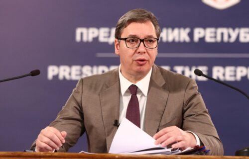 Predsednik Vučić se danas sastaje sa ministrom spoljnih poslova Kine