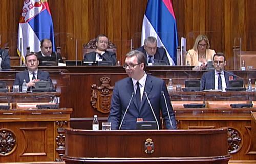 Vučić o dijalogu sa Prištinom: Nije nam potreban ZAMRZNUT KONFLIKT