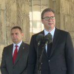 """Vučić odgovorio Crnoj Gori na rezoluciju o Srebrenici: """"Stavljaju nam žig, kakve to veze ima sa njima?"""""""