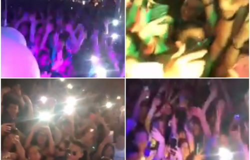 Isplivao SNIMAK sa horor žurke na Adi: 16 mladih se OTROVALO, roditelji im zakupljivali separee (VIDEO)