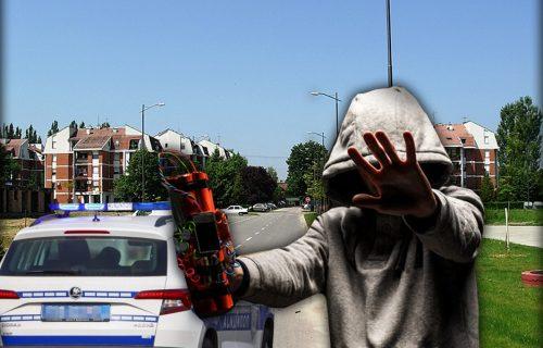 Došao je do ograde i ubacio BOMBU u dvorište: Železnik u šoku, kamera SNIMILA napadača na porodičnu kuću