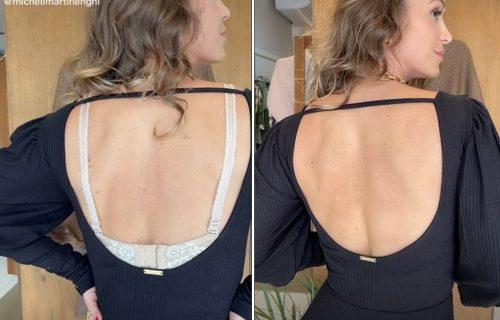 Trik koji žene obožavaju: Kako da nosite haljine s otvorenim leđima, a da se ne vidi grudnjak (VIDEO)