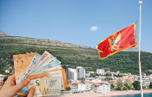 Crnogorci DIGLI cene: Za apartman morate da izdvojite do 100 evra, čak ćemo i KAFU plaćati PAPRENO