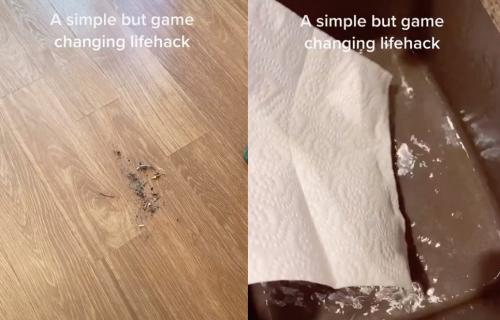 """Da li se i vi mučite da očistite poslednju """"crtu"""" ĐUBRETA? Jedna kuhinjska stvar sve REŠAVA (VIDEO)"""