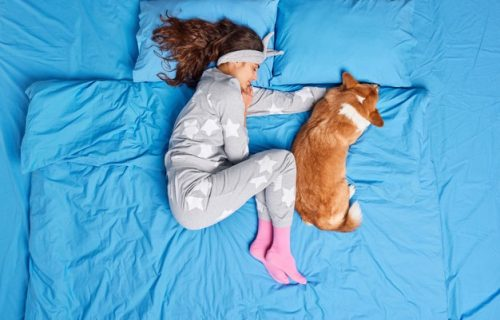 Istraživanje pokazalo da deljenje kreveta sa kućnim LJUBIMCEM pomaže u otklanjanju STRESA