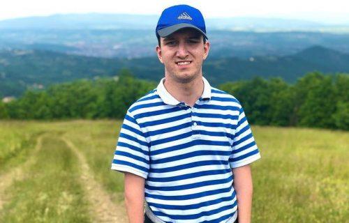"""Đorđe Mitrović (22) iz Prokuplja vodio DNEVNIK dok mu je porodica bolovala od korone: """"Ovo je OPOMENA!"""""""