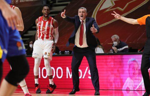 Još jedan Amerikanac blizu Zvezde: Igrao u NBA, Bajernu, Himkiju, a sada bi mogao u Beograd!