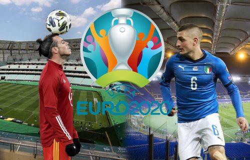 EURO 2021 - predstavljamo grupu A: Rim i Baku domaćini, sve oči su uprte u Bejla i Veratija (FOTO+VIDEO)