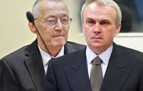 Danas izricanje presude Jovici Stanišiću i Franku Simatoviću Frenkiju