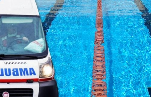Drama u Nišu se NASTAVLJA: Momak (29) kojeg su izvukli sa dna bazena ponovo vraćen na RESPIRATOR