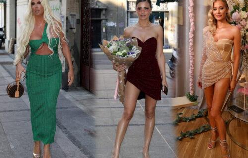Okupile se zvezde na prestoničkom događaju: JK provocira DEKOLTEOM, Milica pokazala OPASNE noge (FOTO)