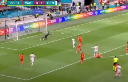 Dobri duh Kasper: Majstorija danskog fudbalera za nastavak sna o trofeju! (VIDEO)