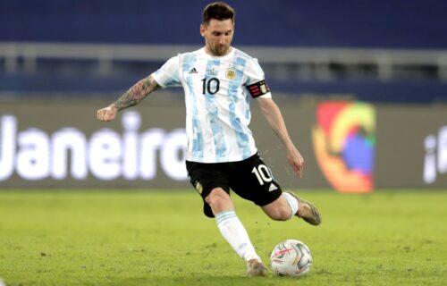 Kiks Argentine, ali veliki uspeh za Mesija: Leo pogotkom protiv Čilea stao rame uz rame sa Ronaldom!