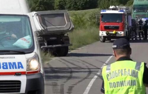 """""""Nije mu se išlo jutros"""": Vozač kombija PREDOSETIO SMRT? U tragediji kod Loznice poginuo i bračni par"""