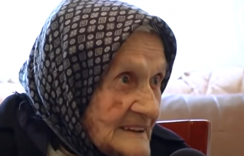 Tuga: PREMINULA baka Milka Cvetković (106), najstari navijač Novaka Đokovića