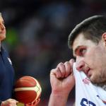 Objektiv na licu mesta: Kokoškov i Teodosić iz prve ruke o otkazu Nikole Jokića! (VIDEO)