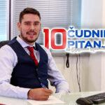 Novi serijal samo na OBJEKTIV TV kanalu - 10 čudnih pitanja sa Ognjenom Radosavljevićem! (VIDEO)