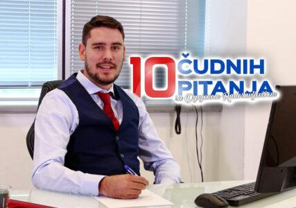 Novi serijal samo na OBJEKTIV TV kanalu – 10 čudnih pitanja sa Ognjenom Radosavljevićem! (VIDEO)