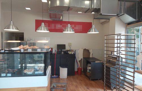Uleteo motorom u pekaru: Ovako sada izgleda mesto NESREĆE na Vračaru, radnice nemo POSMATRALE (FOTO)