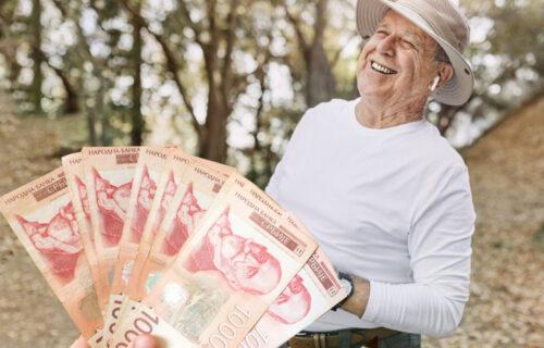 SJAJNA vest za penzionere: Najstarijim građanima danas leže po 50 evra - evo ko je još na SPISKU
