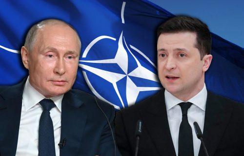 PRST u oko Putinu: Predsednik Ukrajine objavio da postaju članica NATO-a, Zelenski dobio potvrdu (FOTO)