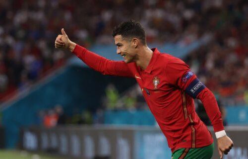 Ronaldo na korak od istorije: Slavni Portugalac se izjednačio sa legendarnim Irancem!