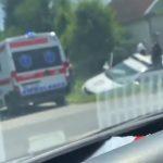 TRAGEDIJA u Borči: Policajac na radnom zadatku preminuo od srčanog udara, auto sleteo u kanal (VIDEO)