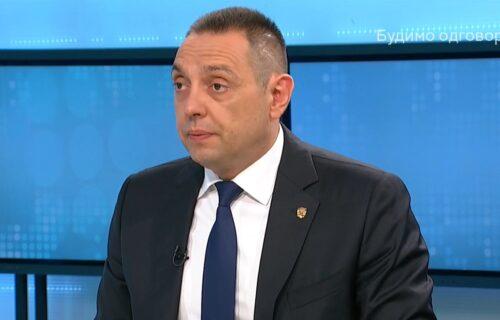 Ministar Vulin: Policija ima saznanja gde se nalazi Radoje Zvicer