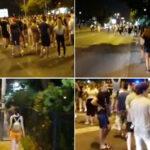"""Lude ŽURKE na auto-putu kod Studenjaka! Stanari odlaze iz grada: """"Molimo Boga da padne kiša"""" (VIDEO)"""