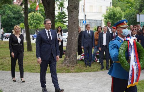 Predsednik Srbije o dijalogu Beograda i Prištine: Vučić se večeras u 20 časova obraća iz Brisela