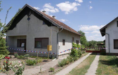 Ovo je kuća u kojoj se desilo STRAVIČNO ubistvo kod Kanjiže: Metalnom šipkom UDARAO ženu do smrti (FOTO)