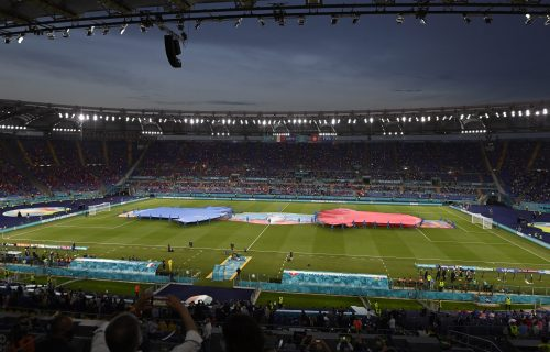 "Panika uoči meča Italija - Švajcarska: Policija našla bombu u okolini ""Olimpika""!"