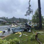 Tropska OLUJA razorila nekoliko američkih država! Kuće oštećene, drveća iščupana (FOTO+VIDEO)
