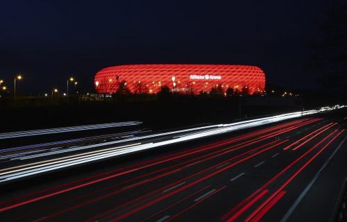 Stop za dugine boje u Minhenu: UEFA odbila zahtev Nemaca iz političkih razloga