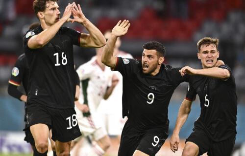 Ništa od najveće senzacije Eura: Mađarska imala plasman u nokaut fazu, ali Nemci igraju devedeset minuta!
