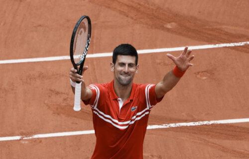 Novak pred početak druge nedelje u Parizu: Znam šta mi je činiti, hoću da ostvarim vrhunski rezultat