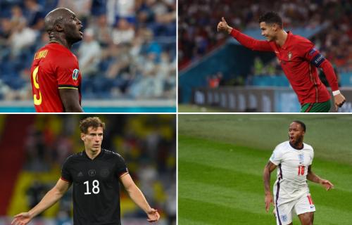 Poznati svi parovi osmine finala Evropskog prvenstva: Čekaju nas spektakularni mečevi u Londonu i Sevilji