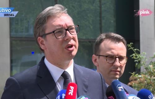 """Vučić o Kurtiju: Pitao me je """"Kada ćete priznati nezavisno Kosovo"""", rekao sam """"NIKAD"""" - on se detonirao!"""