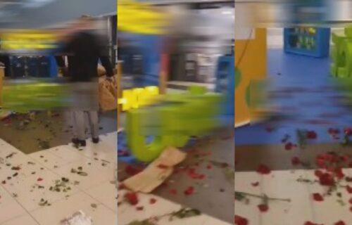 """""""Evo kučka da vam objasni"""": Javila se devojka koju je dečko OSRAMOTIO u beogradskom tržnom centru (VIDEO)"""