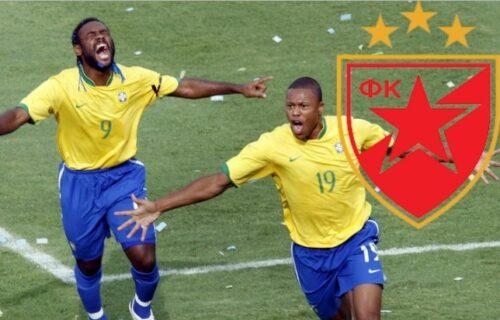 Crvenoj zvezdi neće biti dobro: Na Marakanu stiže zver iz Brazila, Deki je već u problemima! (VIDEO)