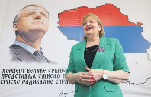 """""""Vjerica Radeta u vrhu sveta"""": Potpredsednica SRS za Objektiv OTKRILA sve o haškoj optužnici (FOTO)"""