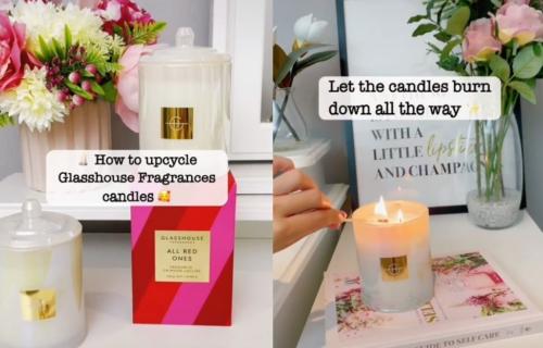 Želite da zadržite teglu od sveće, ali je nemoguće skinuti VOSAK? Ispratite nekoliko koraka i UŽIVAJTE