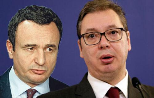 HITNO! EU predlaže sastanak Vučića i Kurtija u Briselu
